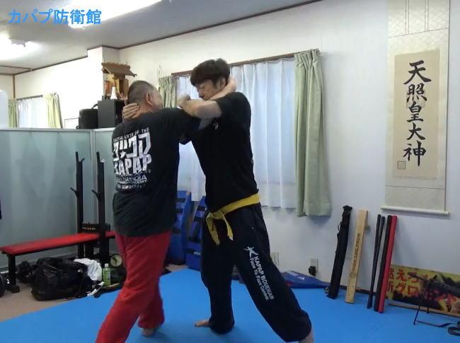格闘技・護身術訓練